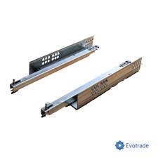 GUIDE x Cassetto INVISIBILI Quadro Estrazione Parziale Chiusura SOFT marc INDAUX