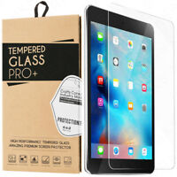 "iPad Tempered Glass Screen Protector 2 3 4 Air Mini 5th 6th Gen Pro 9.7"" 10.5"""