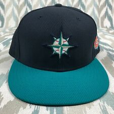 Authentic New Era Seattle Mariners ALT 59Fifty 2016 AZ Fitted Hat MLB Men's Cap