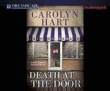 Death at the Door Carolyn Hart 8 CD Brand New