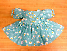 """HAWAIIAN OUTFIT HULA MODERN DANCE TOP SKIRT FLOWER for 16-18/"""" CPK CABBAGE PATCH"""