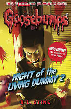 NEW - Night of the Living Dummy II (Goosebumps), R. L. Stine - Paperback Book |
