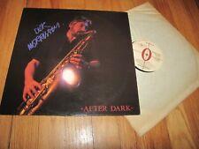 DICK MORRISSEY - AFTER DARK - CODA RECORDS LP