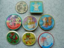 USSR. Vintage badge Russian CARTOON