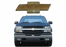 Genuine OEM GM Bowtie Grill Emblem For 2003-2006 Silverado Avalanche New USA