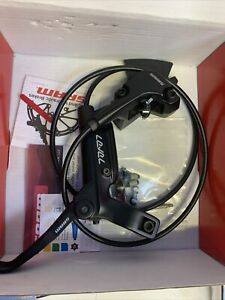 SRAM Level Disc Brake and Lever - Front, Hydraulic, Post Mount, Black, 950 A1