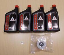 New 2003-2005 Honda TRX 650 TRX650 TRX650FA Rincon ATV OE Basic Oil Service Kit