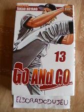 ELDORADODUJEU MANGA GO AND GO TOME 13 De TAKAO KOYANO