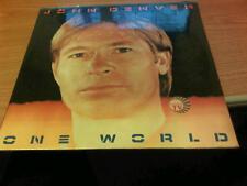 LP ITA JOHN DENVER ONE WORLD SIGILLATO MCZ3