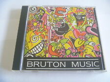 BRUTON MUSIC HOUSE PETE Q HARRIS  RARE LIBRARY SOUNDS MUSIC CD