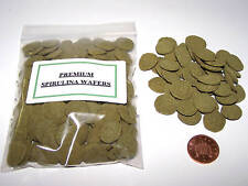 50g Quality Spirulina Algae Wafers - Plecs, Loaches, Cichlids