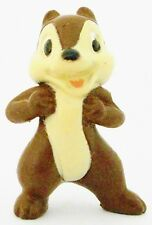 *CHIP & DALE Chip DISNEY CARTOON CHIPMUNK PVC TOY Figure CAKE TOPPER FIGURINE!*