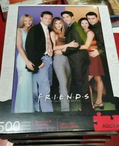 Friends the TV series The Cast 500 Piece Jigsaw Puzzle