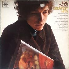 BOB DYLAN GREATEST HITS - LP - MONO - FRONT LAMINATED SLEEVE - EARLY PRESSING