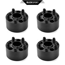 4x80mm For BMW 640i xDrive 650i 640d (5x120 CB72.5 M14x1.25 Bolts) Wheel Spacers