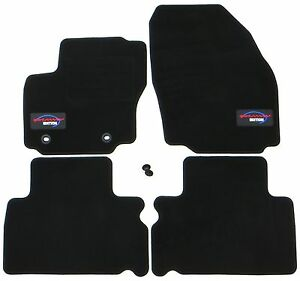 passend für Ford Galaxy / Ford S-Max Autofußmatten Fussmatten 2006 - 2014 Lsov
