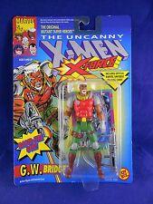 X-Men / X-Force 1992 G.W. Bridge – MIMP – Toy Biz Action Figure