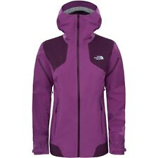 The North Face Women's SHINPURU Gore-Tex Shell Hiking Jacket Wood Violet M 10 12
