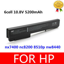 5200mAh Battery for HP Compaq nw9440 nx7400 nx8200 nx8220 nw8440 Notebook 8510p