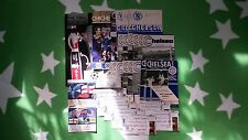 CHELSEA FC & ENGLAND FOOTBALL Vintage Modern Collectables: Programmes & Tickets