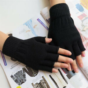 3D Printing Animals Gloves Touch Screen Knit Gloves Unisex Winter Warm Colorful