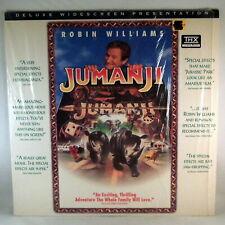 =JUMANJI (LaserDisc 1995 Tristar) 11746, Robin Williams, Kirsten Dunst
