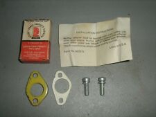 Vintage OEM Tecumseh Muffler Adaptor, HS40, Minibike, 730163