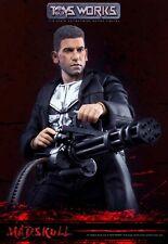 1/6 Punisher Figure USA Frank Castle Netflix Daredevil Cage Fist Skull Toys Hot