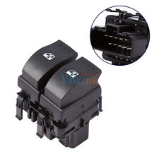 Electric Window Control Double Switch Button For RENAULT CLIO 2 II 8200060045