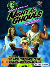 Night Of The Ghouls (DVD, 2002)