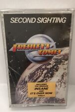 Sealed! Rare PROMO Frehley's Comet Second Sighting Kiss Ace Solo Cassette Tape