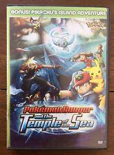 Viz Media Pokemon Ranger and the Temple of the Sea Dvd