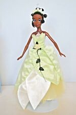 Disney Princess Classic Tiana from Princess and the Frog Doll Deluxe Dress,Shoes