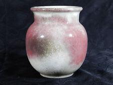 Richard UHLEMEYER Hannover Keramik Vase um 1938 mit Reduktionsglasur
