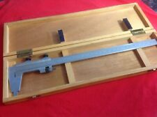 "CSE of GERMANY 15""  1/1000  VERNIER CALIPER WITH CASE"