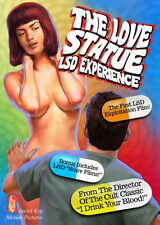 THE LOVE STATUE LSD EXPERIENCE - DVD - Region Free - Sealed