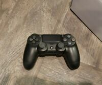 Official OEM Sony PlayStation Dualshock 4 Wireless Controller - Jet Black PS4