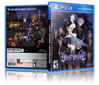 Odin Sphere: Leifthrasir - Replacement PS4 Cover and Case. NO GAME!!