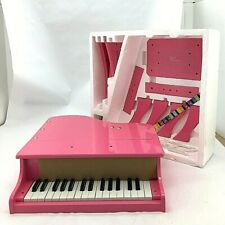 Hape Kids Happy Grand Piano | Childs Musical Toy | Pink (Toy250)