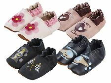 Top Real Leather Baby Shoes Babyshoes Slippers Leather Slippers Slippers