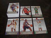 2007-08 Topps Trademark Moves Basketball---Complete Set 1-50--Lebron, Kobe--NrMt