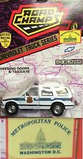 WASHINGTON D.C METRO POLICE 1996 CHEVY BLAZER TRUCK SERIES 1:43 SCALE NWB