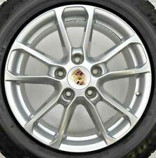 Original Porsche Cayenne 92A Winterräder 7P5601025AB RDK, Winterreifen Dunlop NO