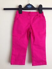 Girls Pink Bhs Jeans Aged 6/9 Months 🌹