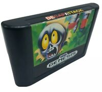 Decapattack (Sega Genesis, 1991) - Cart Only - Clean & Tested - FREE SHIPPING US