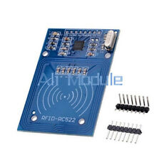 RFID 13.56MHz RC522 Antenna RF Module Proximity Module Board with Pins AM