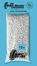 ABC Wheel/Tyre Balancing Beads 1 x 12oz Bag - For Use With Car, 4WD, Truck