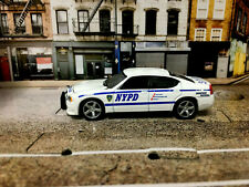 GreenLight 2010 Dodge Charger NYPD 1/64 police CAR