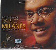 3 CD's Combo- Pablo Milanes CD Hoy y Siempre CANCIONES DE AMOR Y  DESAMOR Sealed