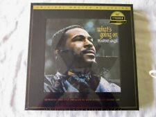 """MARVIN GAYE'S """"What's Going On"""" MFSL180g SuperVinyl 45RPM 2 LP NEW #5214"""